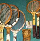 Choosing the advantageous tennis racket head size is crucial.